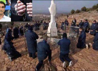 Croazia sotto la Madonna a Medjugorje