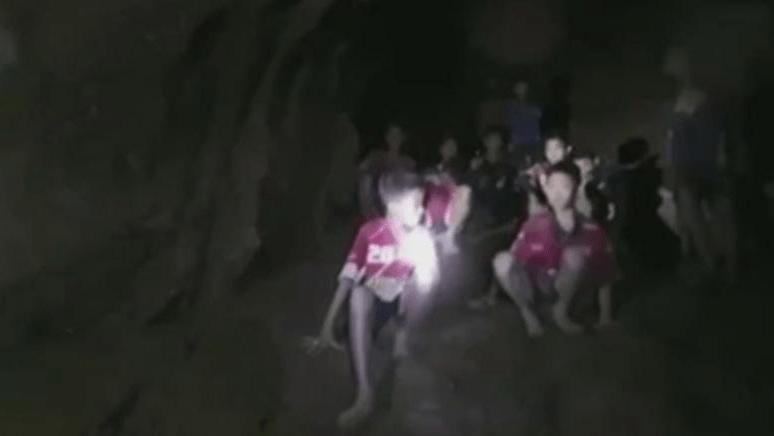 Thailandia: il salvataggio nella grotta potrebbe diventare un film di Hollywood