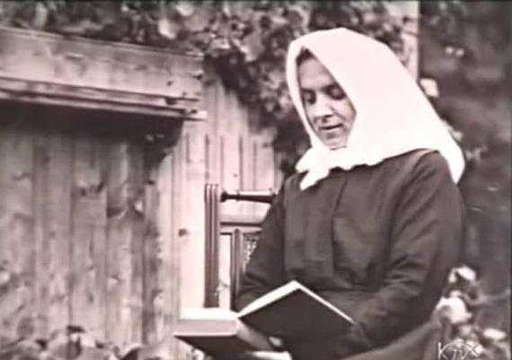 Therese Neumann, la Serva di Dio che Hitler temeva