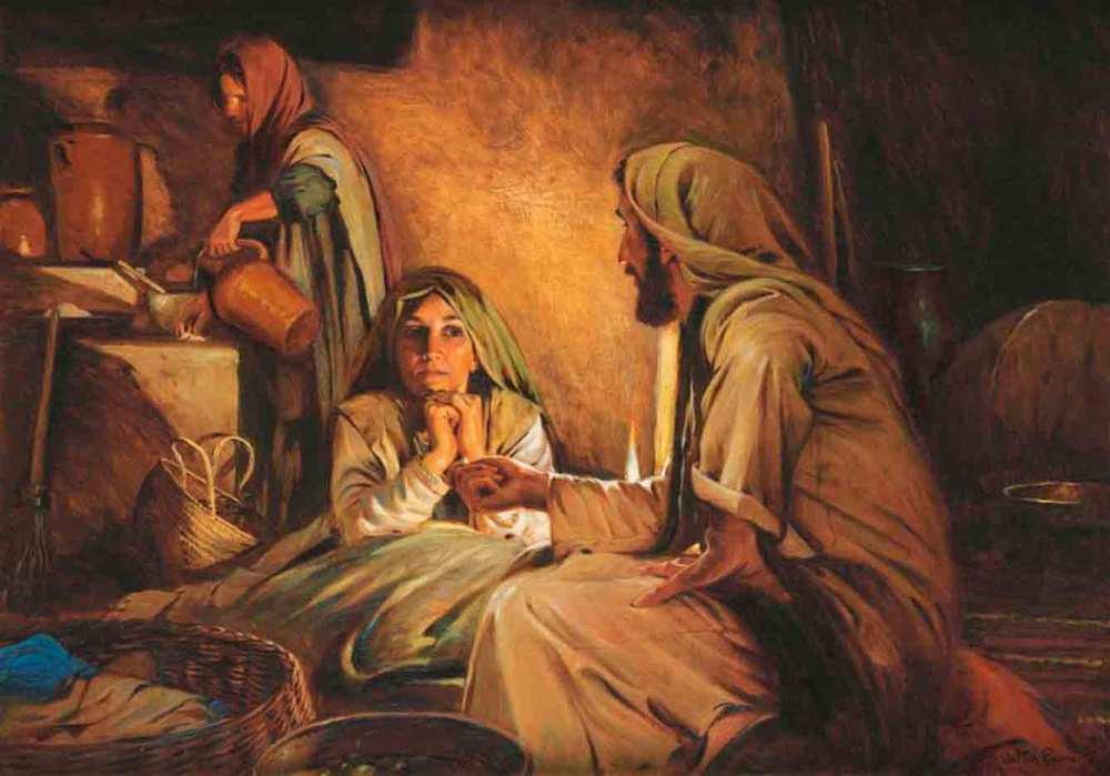 Betania cerca un rilancio economico seguendo l'esempio di Maria e Marta
