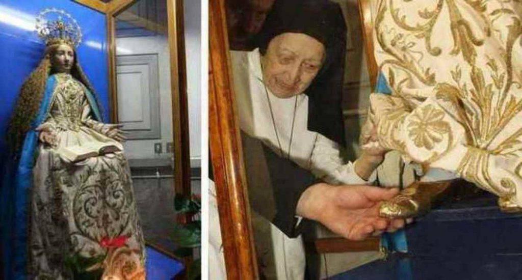 Profezie - la Madonna con le Scarpe