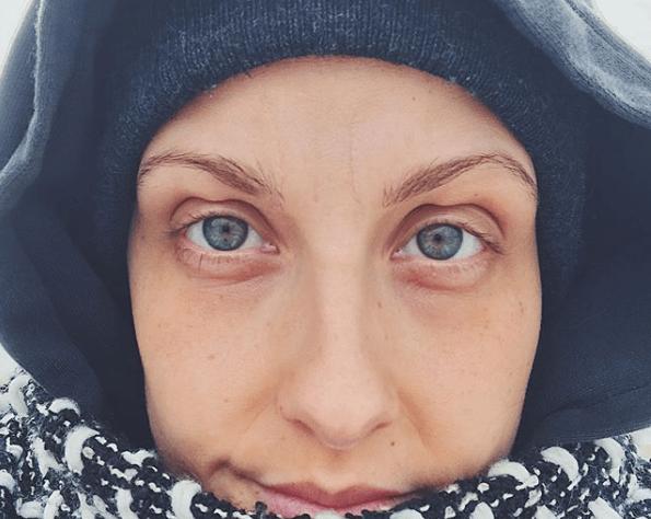 L'atleta azzurra Arianna Barbieri, torna in piscina dopo aver sconfitto il cancro