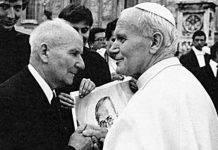 San Massimiliano Kolbe - Franciszek Gajowniczek