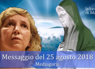 Messggio 25 agosto