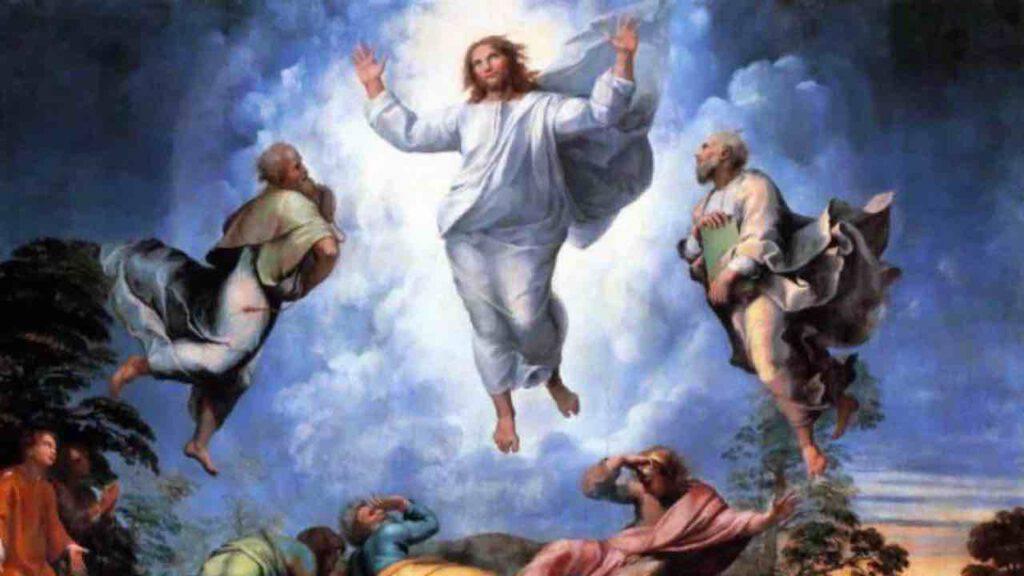 Vangelo Trasfigurazione