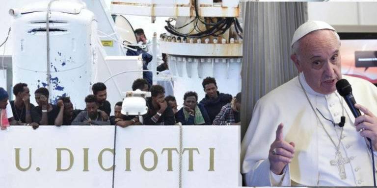 Papa francesco immigrazione e integrazione