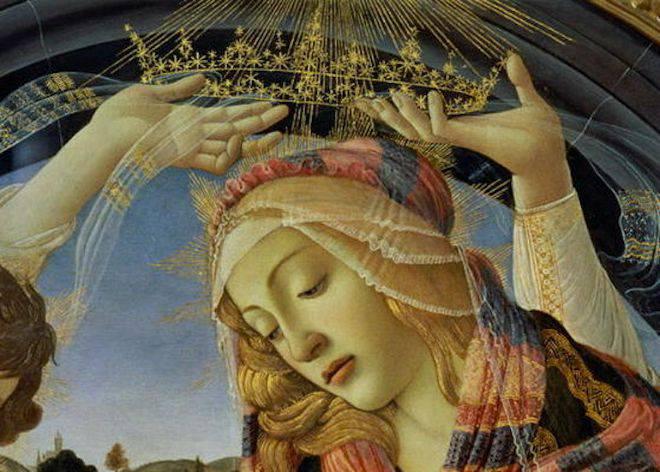 Domani si celebra la festa della Beata Vergine Maria Regina