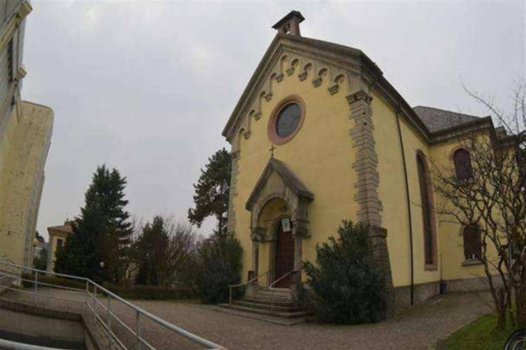 Moschea dentro la chiesa