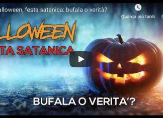 Halloween festa satanica? vero o falso?