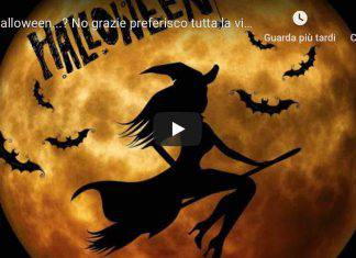 Halloween no grazie, preferisco Gesù - video