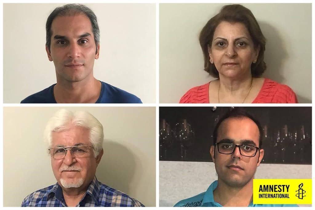 4 cristiani condannati