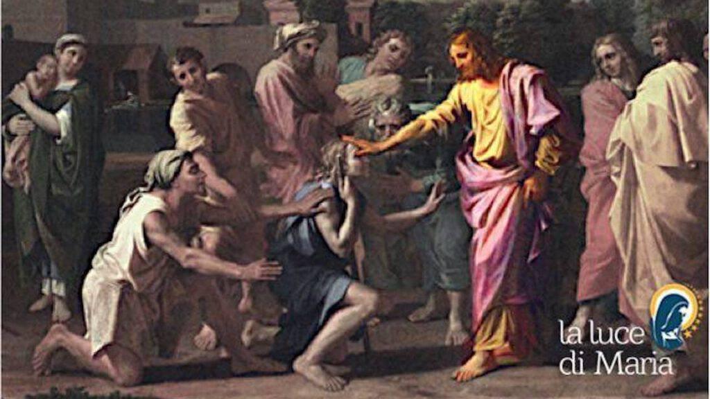 Vangelo del giorno: Marco 10,46 52 – Audio e commento Papa Francesco