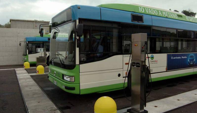 Bus separati
