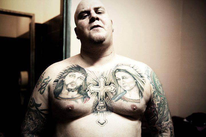 Anche farsi tatuaggi religiosi è peccato