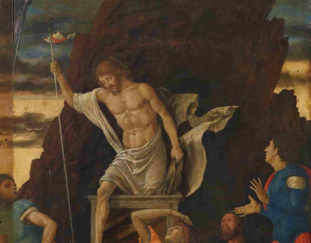 Resurrezione del Mantegna