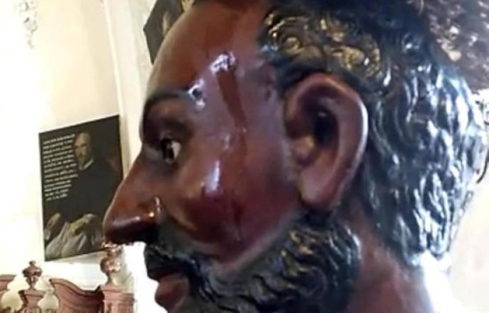 Indagine della Curia sulla lacrimazione della Statua di San Filippo di Agira