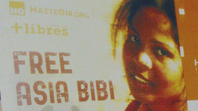Accordo sulla revisione della sentenza di Asia Bibi
