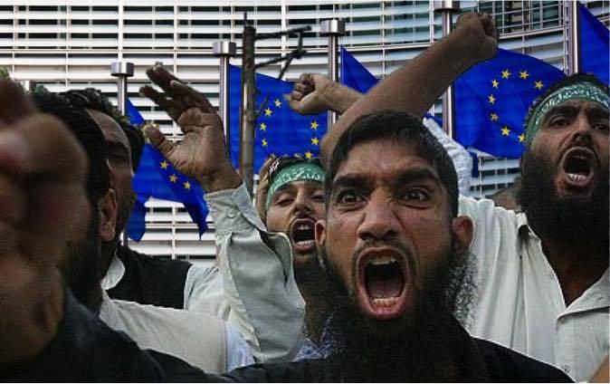 Blasfemia contro Islam