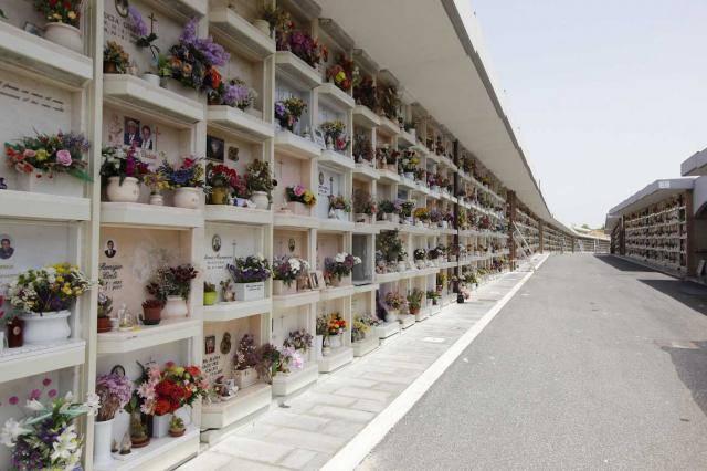 Papa Francesco sceglie il cimitero Laurentino