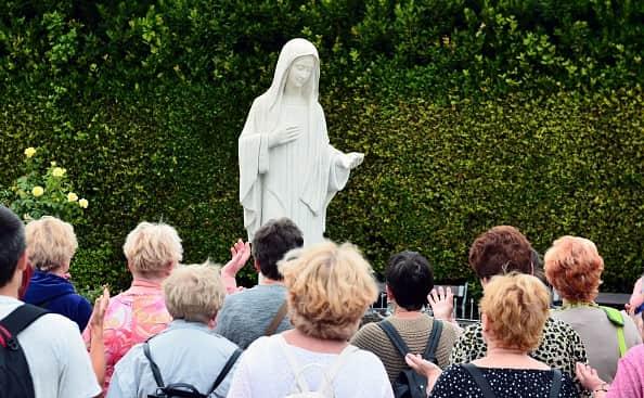 scrive al papa che il dono a Medjugorje sono le confessioni