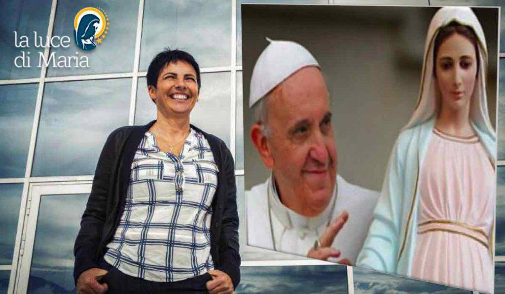 Medjugorje Chiara Amirante Papa Francesco