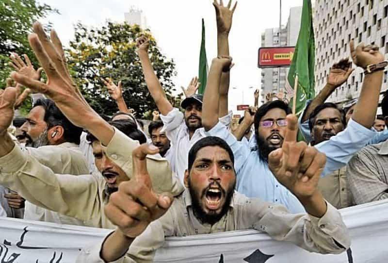 La vita dei cristiani in Pakistan