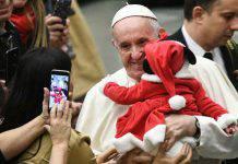 papa Francesco -82 anni