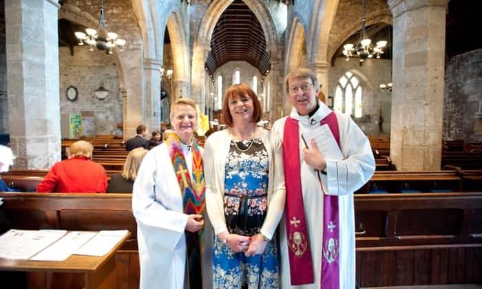 Battesimo transgender