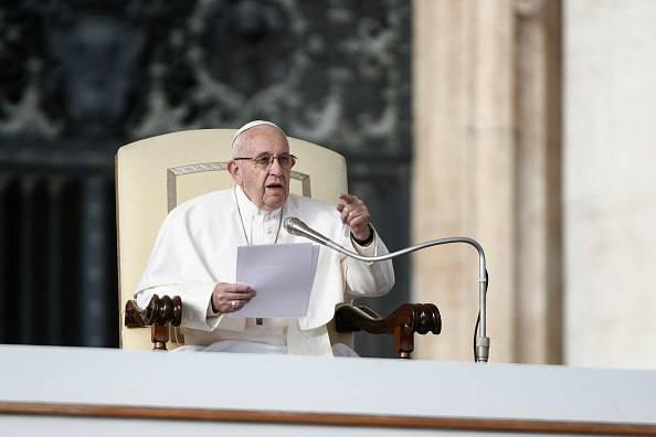 Papa Francesco -Natale