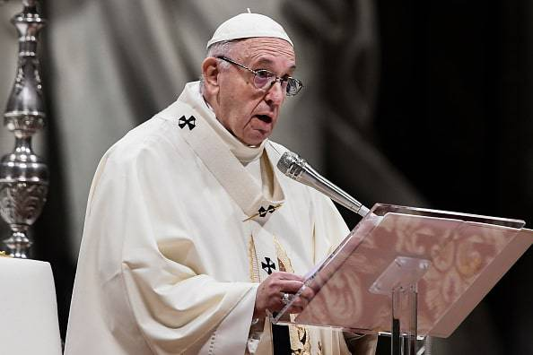 Telepace incontro papa 40° anniversario