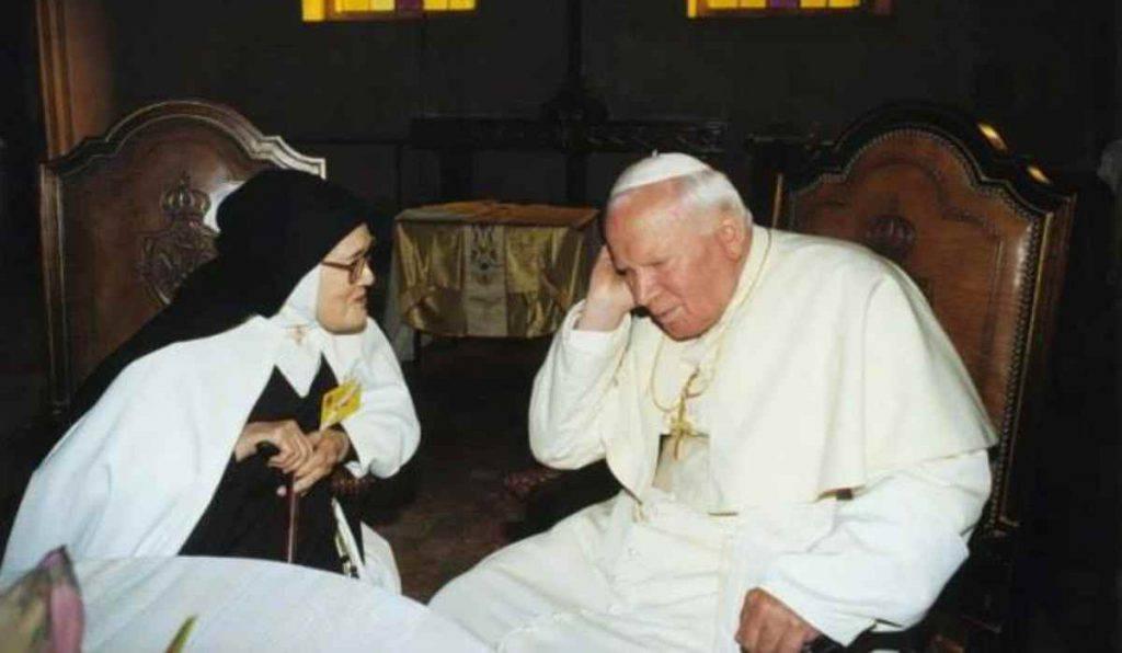 Giovanni Paolo II - Lucia