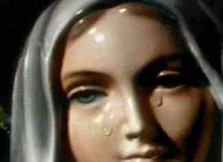 Apparizioni - Madonna delle lacrime
