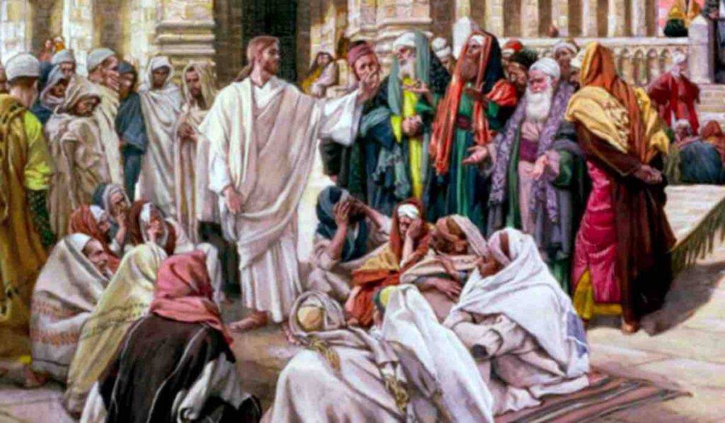 Vangelo Marco 2,18-22