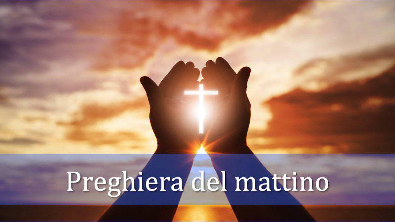 Vangelo Del Giorno Calendario Romano.Preghiera Del Mattino 16 Settembre Devozione Spirito Santo