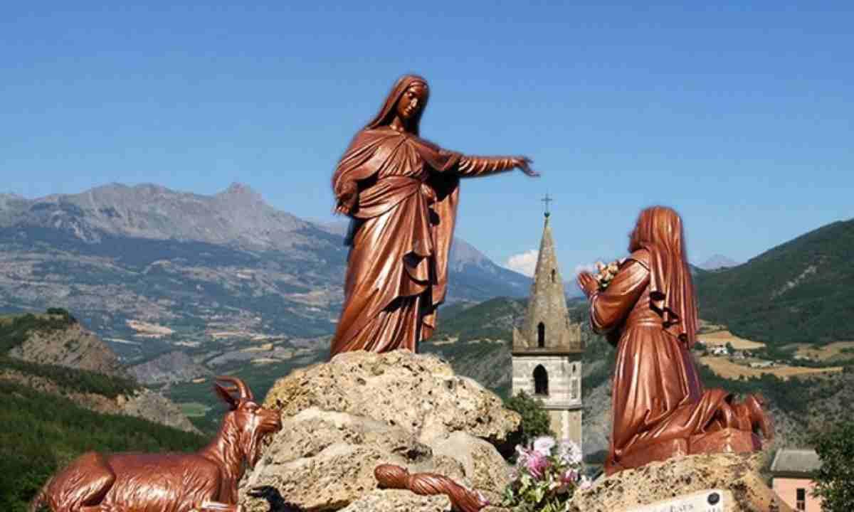 Le apparizioni dimenticate della Madonna a Laus