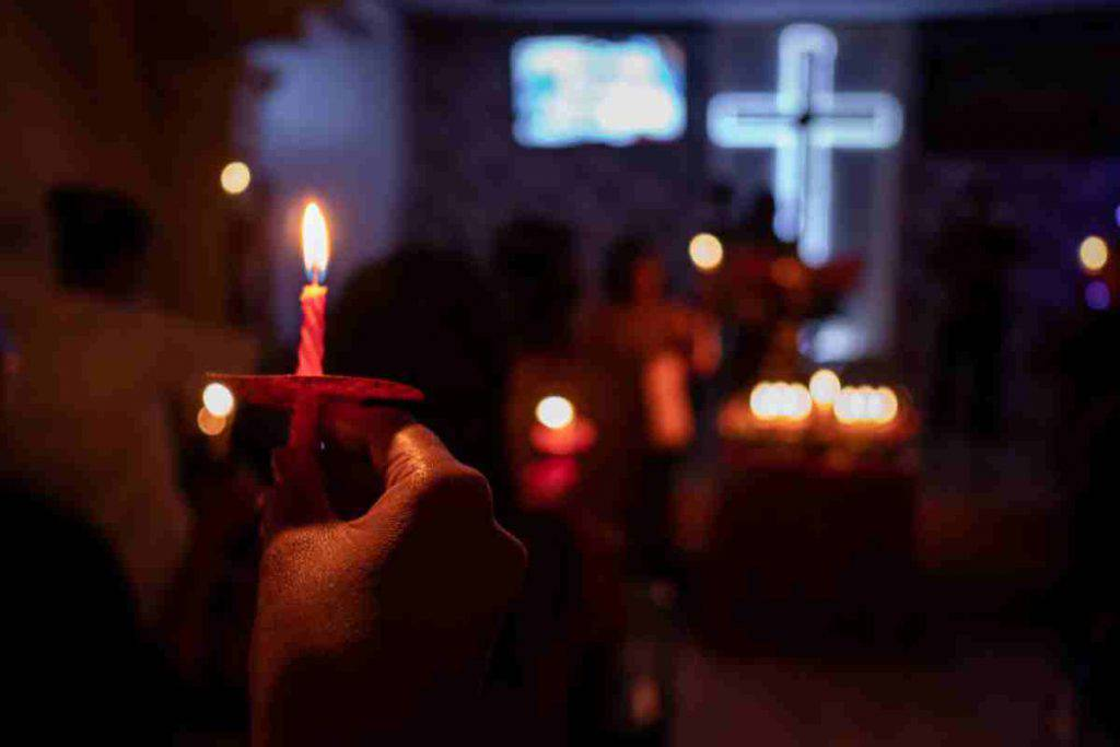 attacchi chiese terra santa cristo