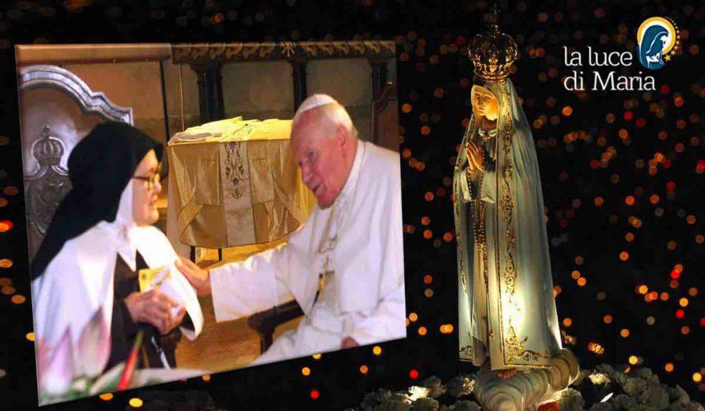 tre segreti di Fatima