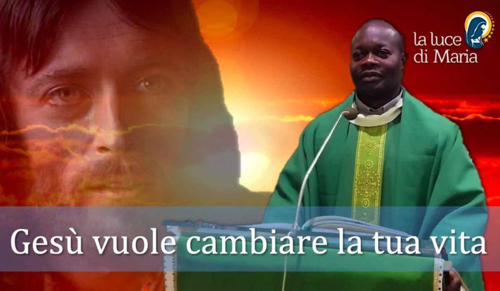 Padre Guy medita il Vangelo