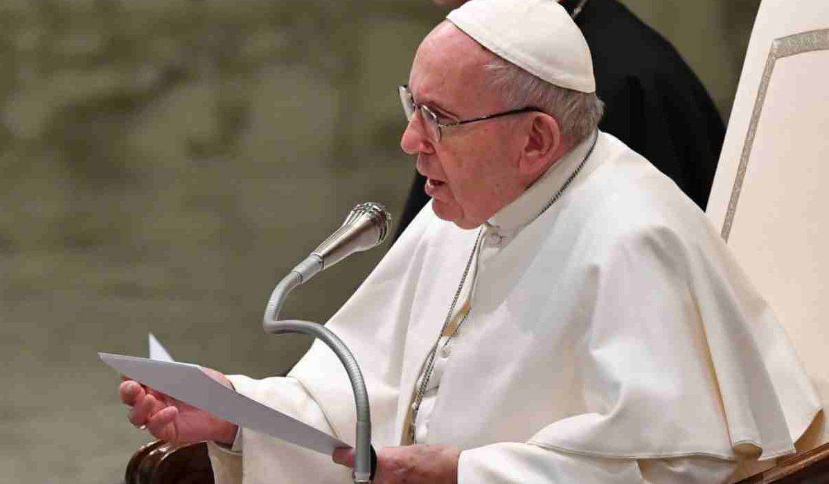 Città del Vaticano, papa Francesco
