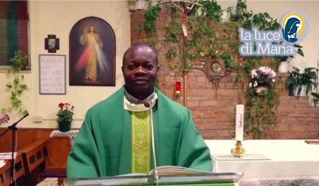 Padre Guy medita il Vangelo di oggi