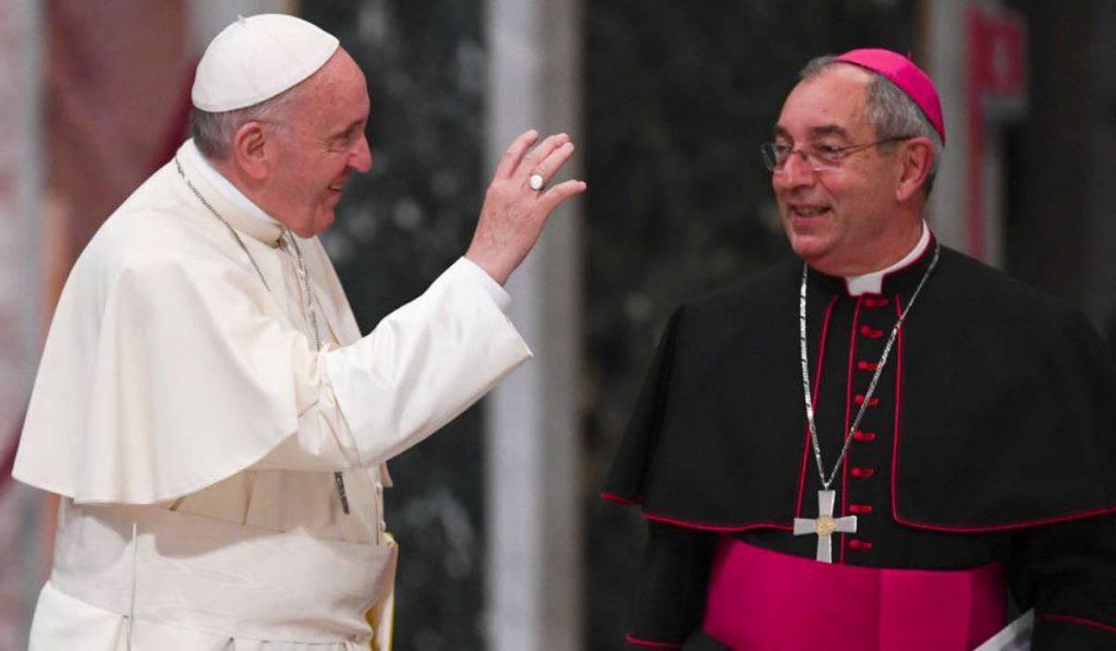 Preghiera breve per il nostro vescovo