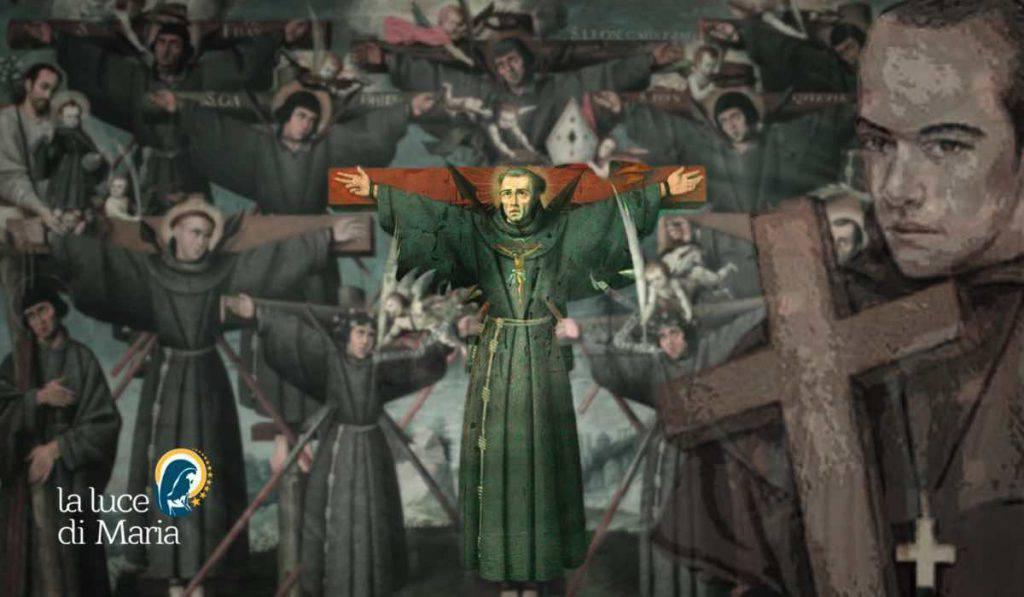 San Paolo Miki martirio nagasaki