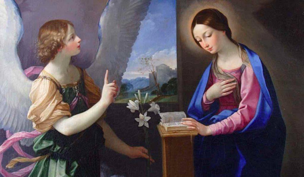 Annunciazione - San Gabriele Arcangelo