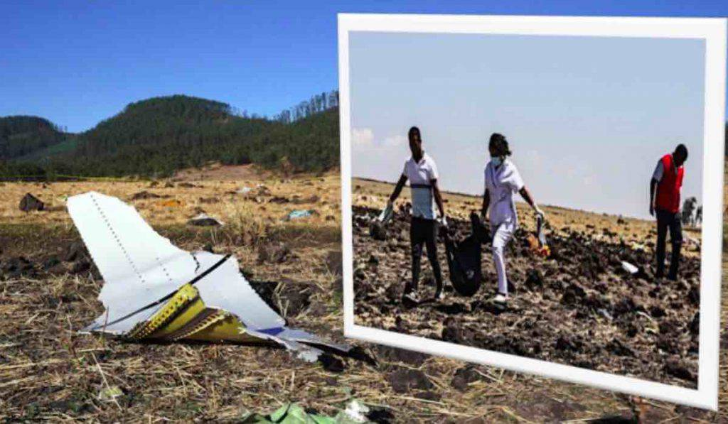 Disastro aereo Etiopia