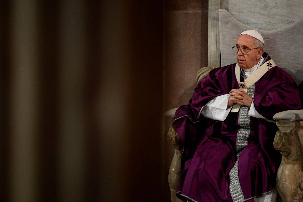 di papa Francesco