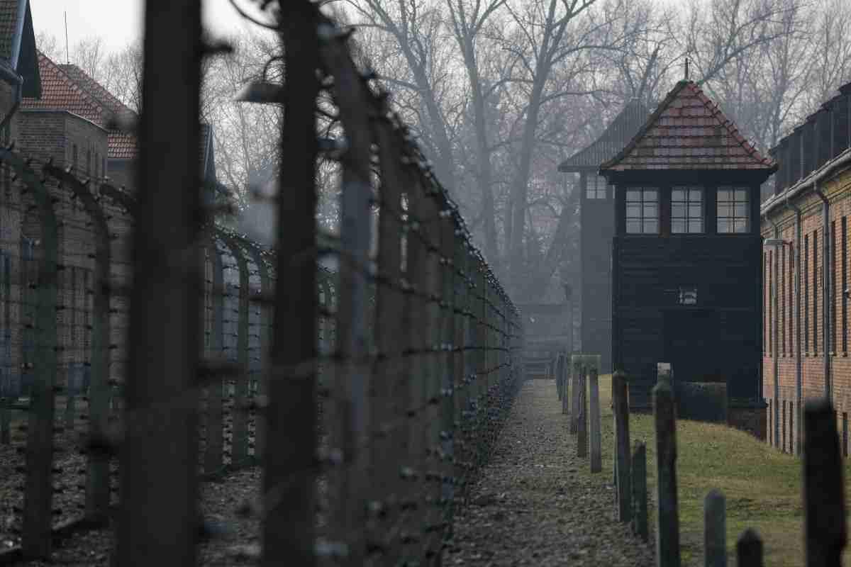 Polonia, portata la fiaccola benedettina ad Aushwitz