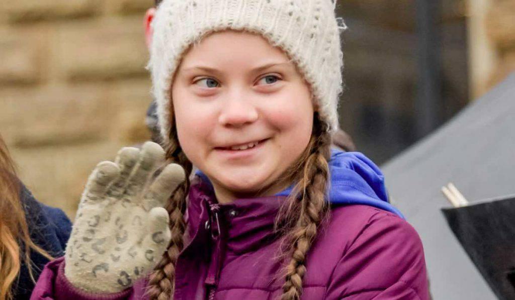 Greta Thunberg nobel per la pace?
