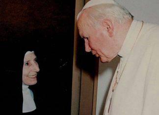 Madre Canopi Giovanni Paolo II