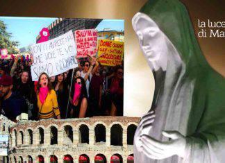 Medjugorje Verona profezia famiglia