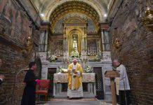 Papa Francesco Loreto casa